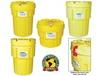 ENPAC POLY-OVERPACK® 95, 65, 30 AND 20 GALLON SALVAGE DRUMS