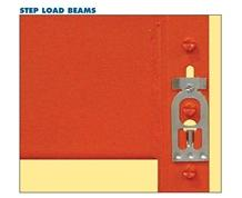 JAKEN PALLET RACK STEP LOAD BEAMS
